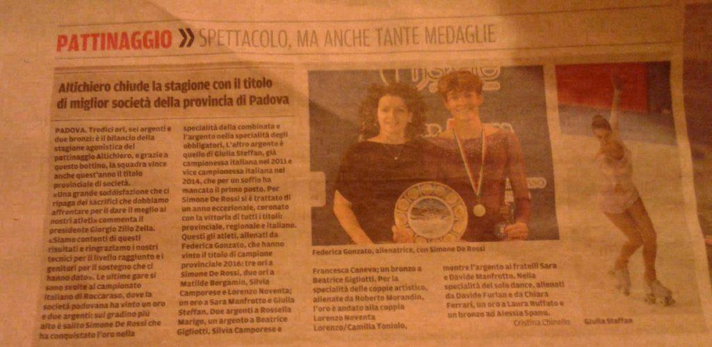 articolo Leonardo